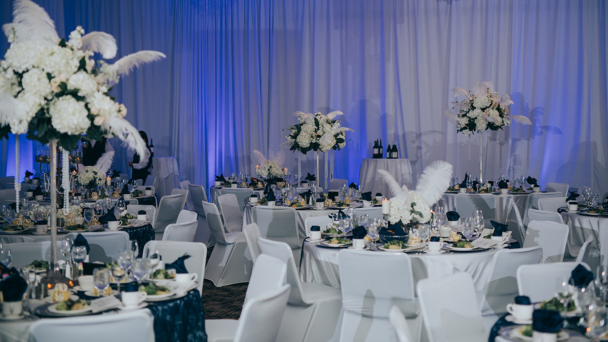 #5 - Gala Tables,  background staff (239)
